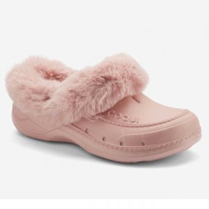 Clogs HUSKY Powder pink 9761