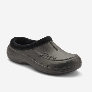 Clogs COQUI 9771 HUSKY Anthracite/Black