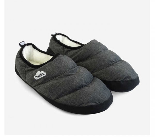 Slippers NUVOLA 40/41 Classic Marbled Chill Black