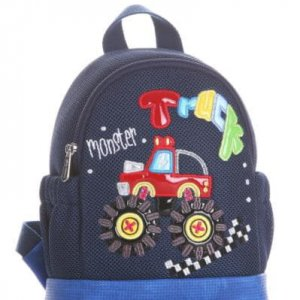 Alba Soboni 2043 kids backpack blue