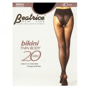 """Beatrice"" Bikini tights 20 den"