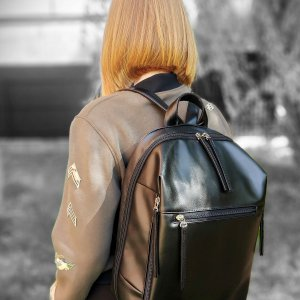 Alba Soboni (Manufactura) MAN-002-6 backpack black